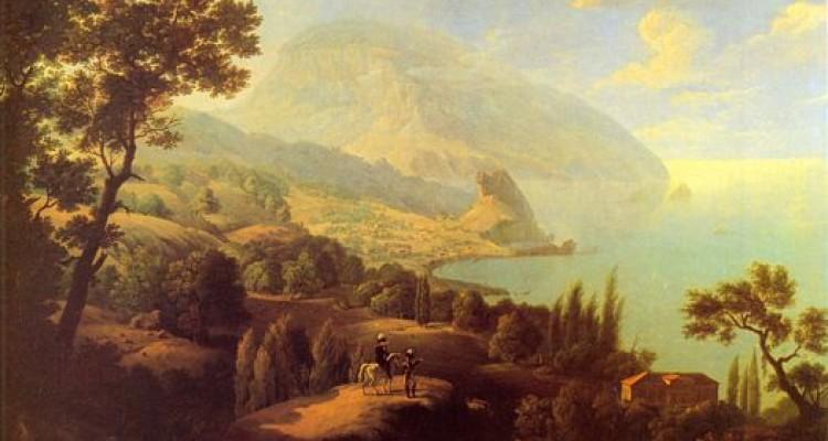 Гурзуф в 1820-е года