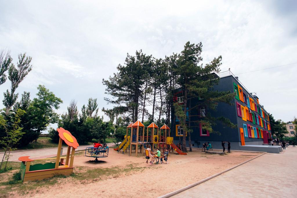 Детский лагерь Smart Camp, Крым