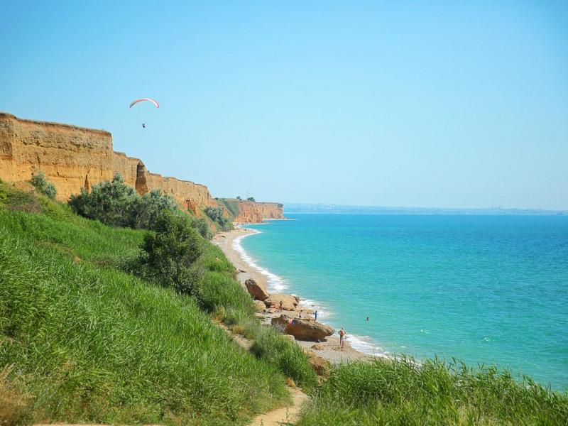 Отдых у моря в Крыму. Кача, база Отдыха.