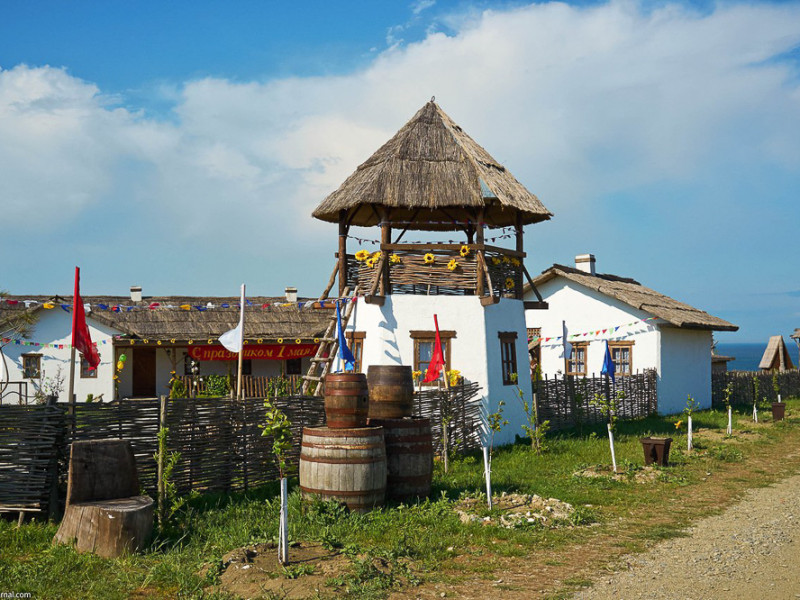 Долина лотосов. Автобусный тур из Севастополя