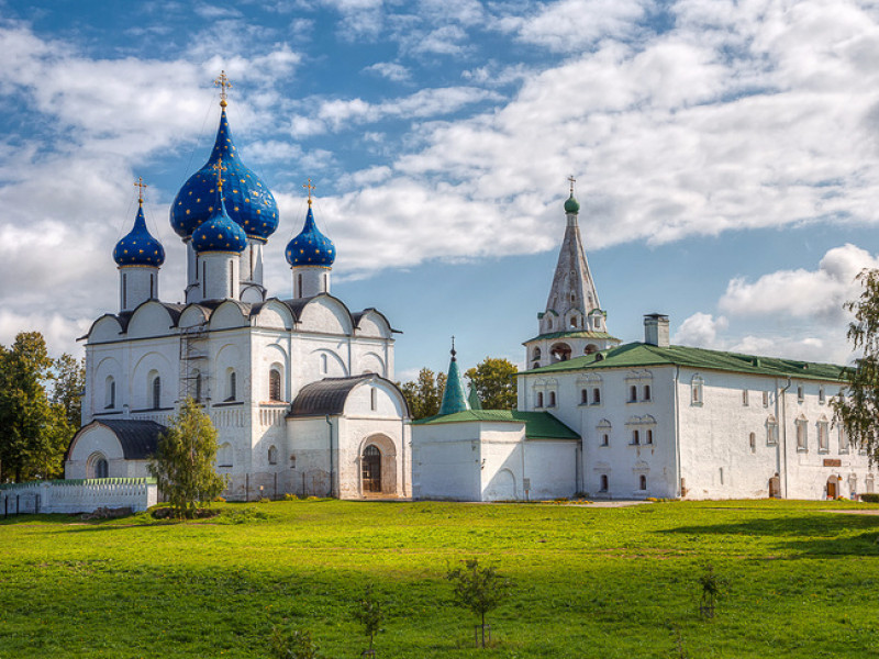 Автобусный тур из Севастополя по России
