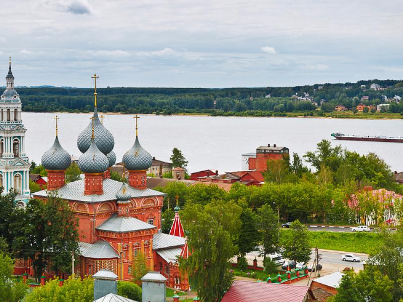 Автобусный тур по России «Малое Золотое кольцо»
