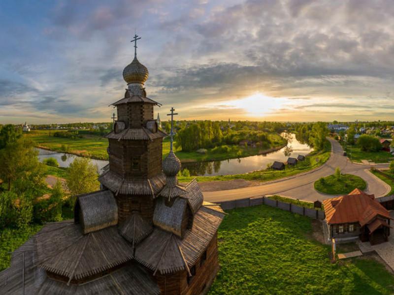 Автобусный тур «Северо-Восточная Русь»