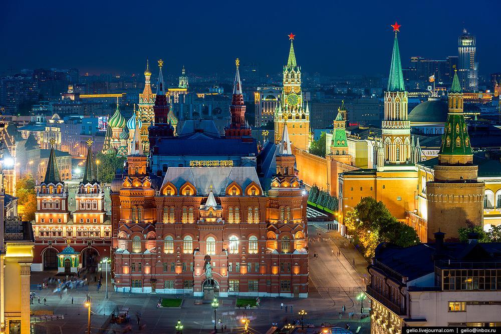 Тур в Москву из Севастополя