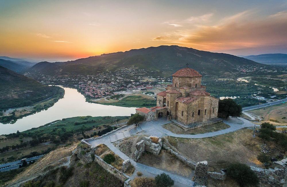 Грузия из Севастополя