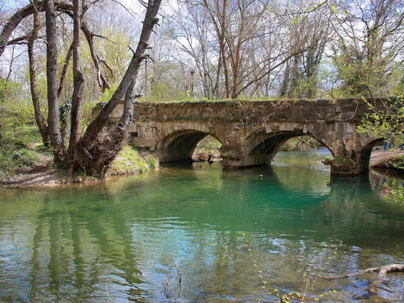 Акведук — Крым