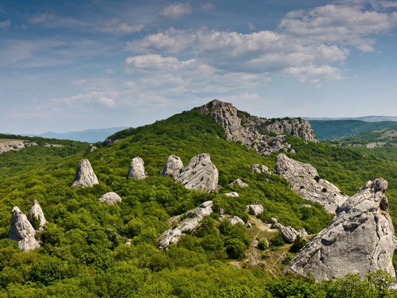 Храм Солнца — Крым