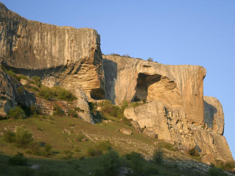 Пещерный город — Крым 03