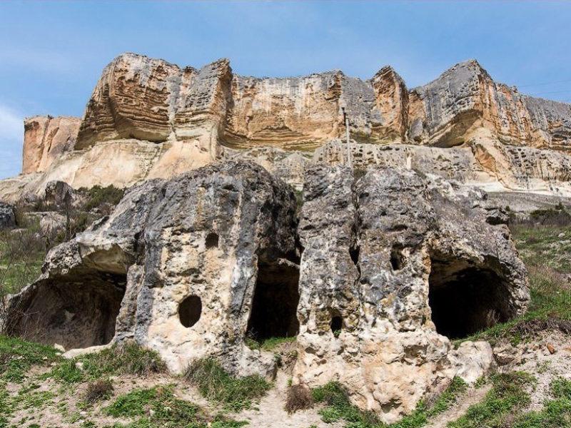 Пещерный город — Крым