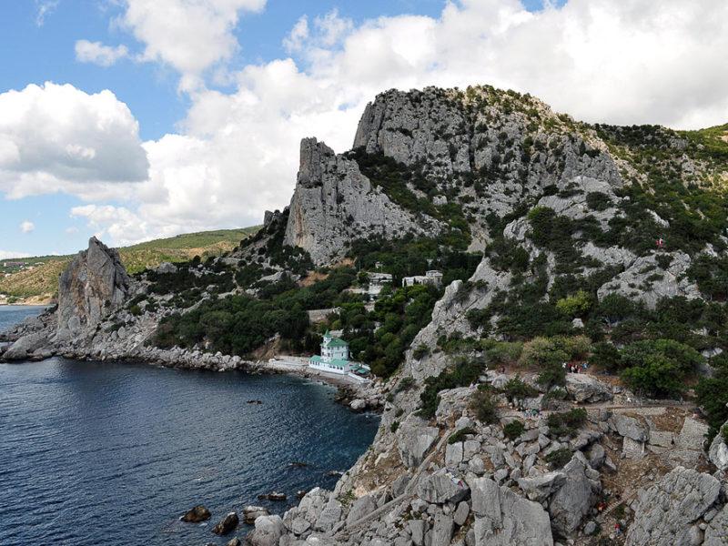 гора Кошка — Симеиз — Крым