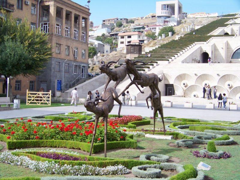 Тур на Кавказ из Севастополя (9)