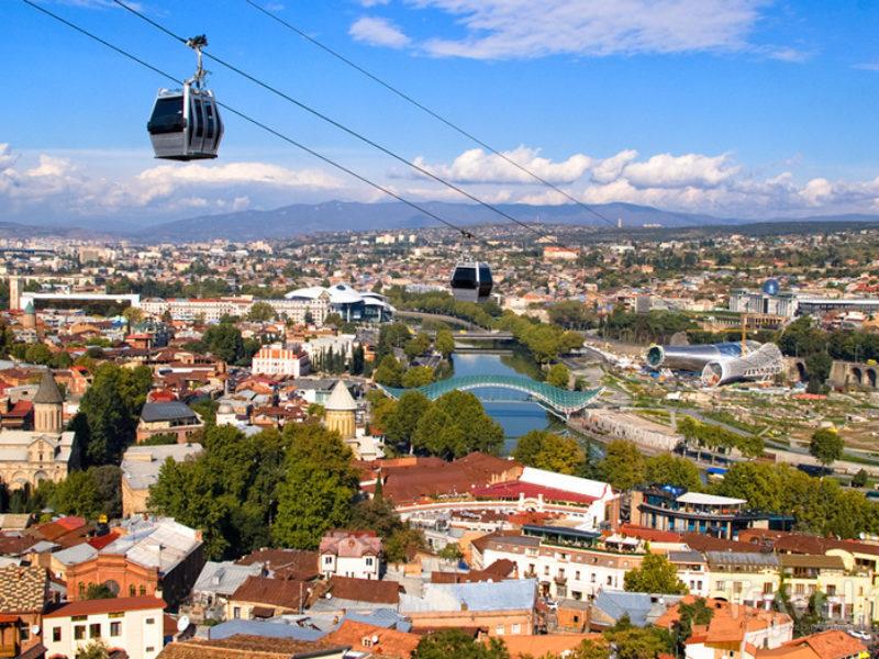 Тур в Грузию из Севастополя