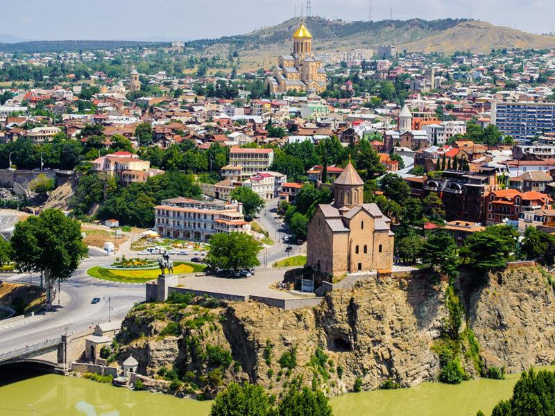 Тур в Грузию из Севастополя (9)