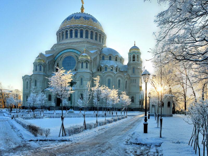 Новогодний автобусный тур из Севастополя в Санкт — Петербург