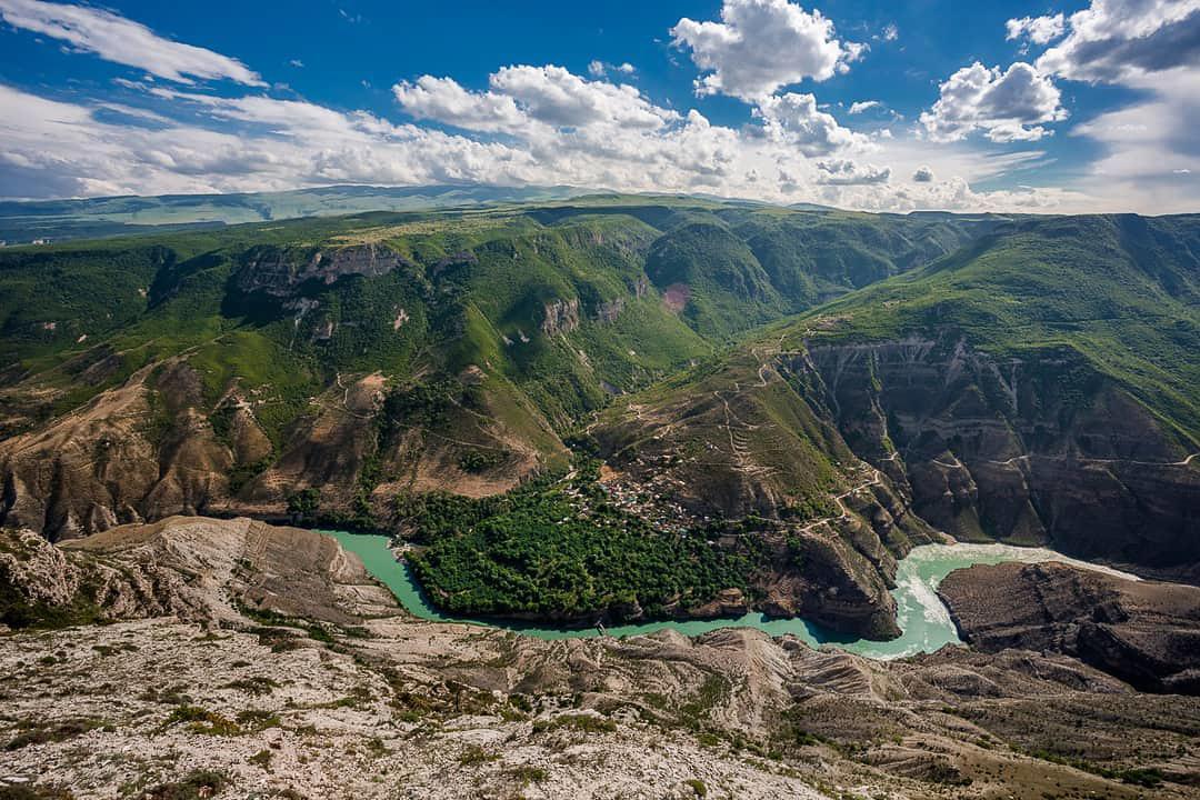 Каспийский экспресс - автобусный тур из Севастополя