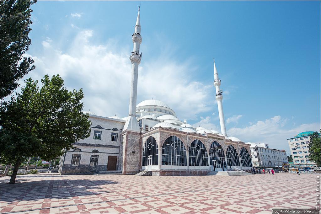 Каспийский экспресс — автобусный тур из Севастополя