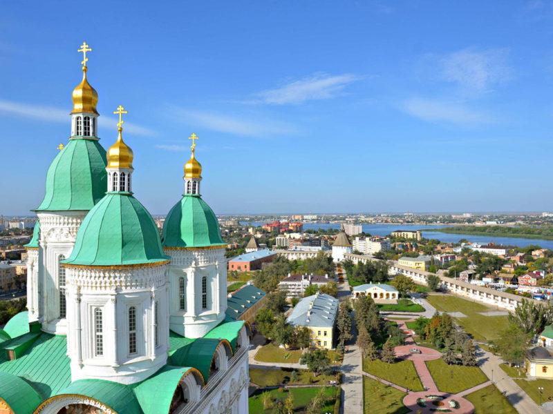 «Вояж вдоль Дона и Волги» — автобусный тур из Севастополя