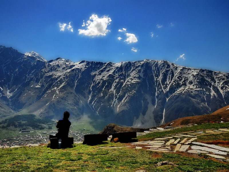 «Тбилиси + Кутаиси + Батуми» — автобусный тур из Севастополя