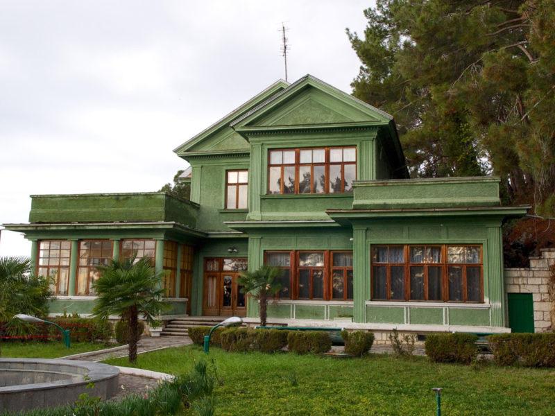 Автобусный тур в Абхазию из Севастополя