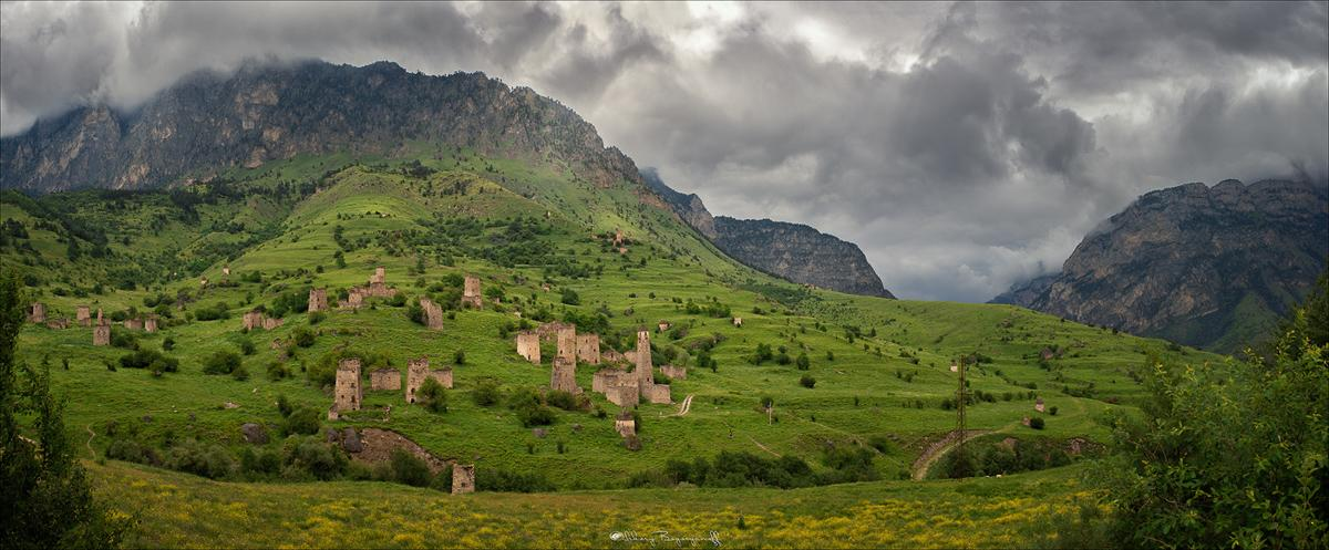 """""""Неизвестная Ингушетия"""" - автобусный тур из Севастополя"""