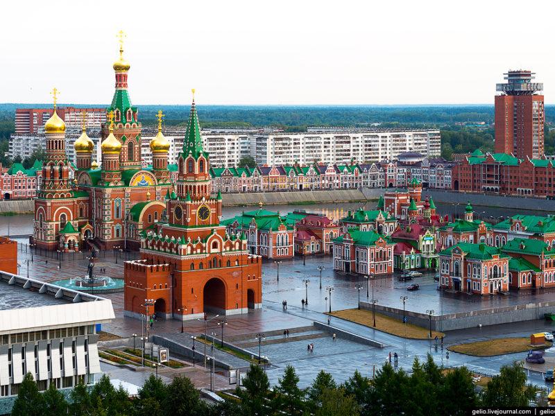 «Казанский меридиан» — автобусный тур из Севастополя