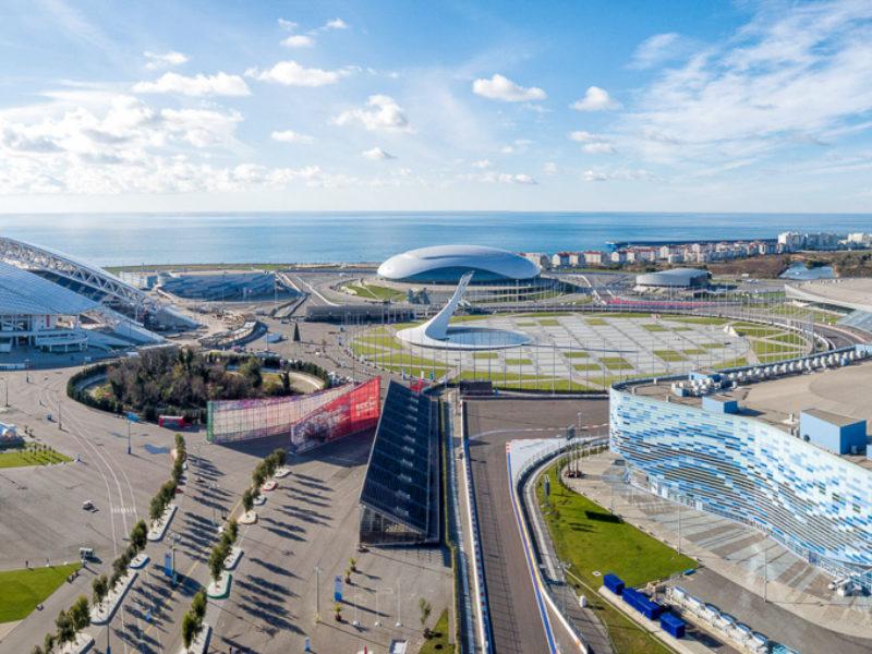 Выходные в Олимпийском Сочи — автобусный тур из Севастополя