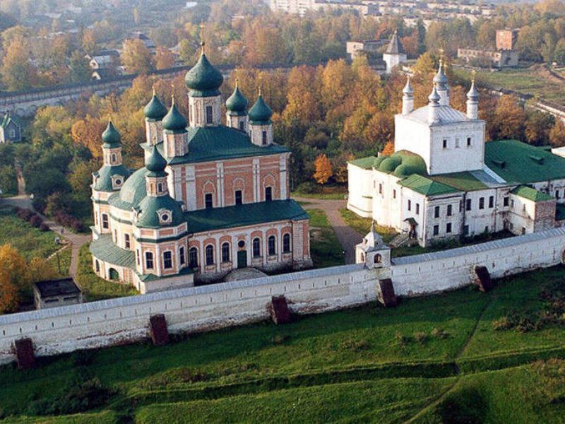 «Большое Золотое кольцо России — 2» — автобусный тур из Севастополя
