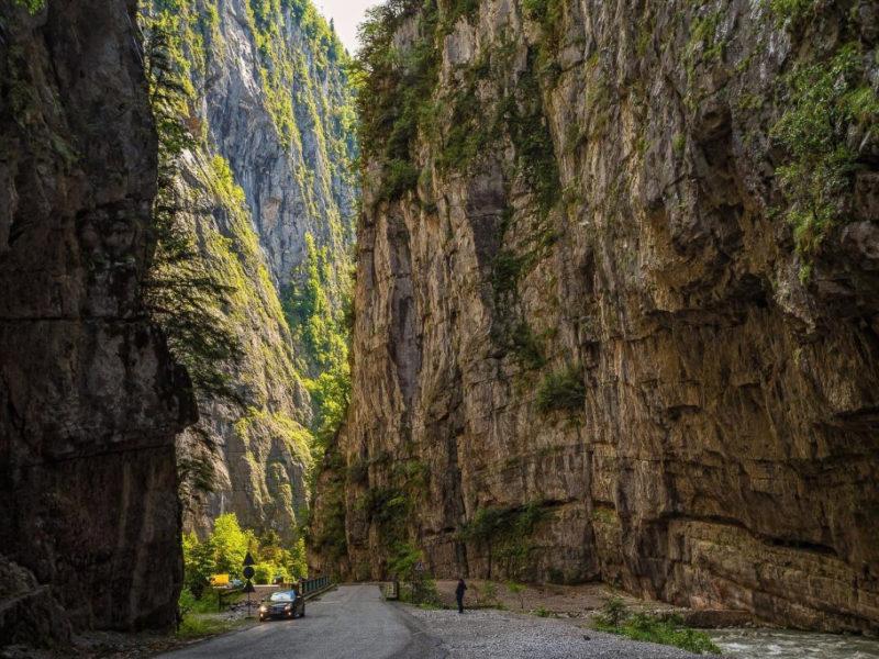 «Эконом тур в Абхазию» — автобусный тур из Севастополя