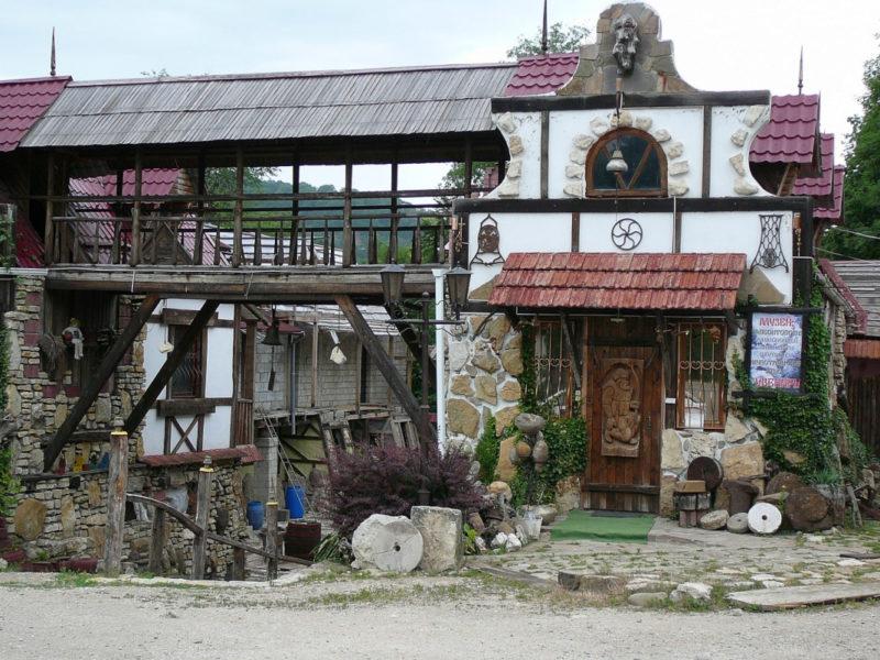 «Новый год в Адыгее» — автобусный тур из Крыма, Севастополя.