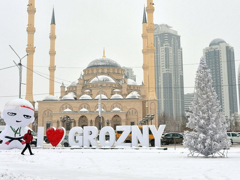 «Новый год в Грозном» — автобусный тур из Крыма, Севастополя.
