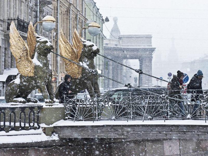 «Новый год в Санкт-Петербурге» — автобусный тур из Крыма (Севастополя).