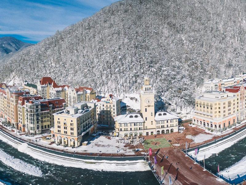 «Новый год в Сочи» — автобусный тур из Крыма (Севастополя)