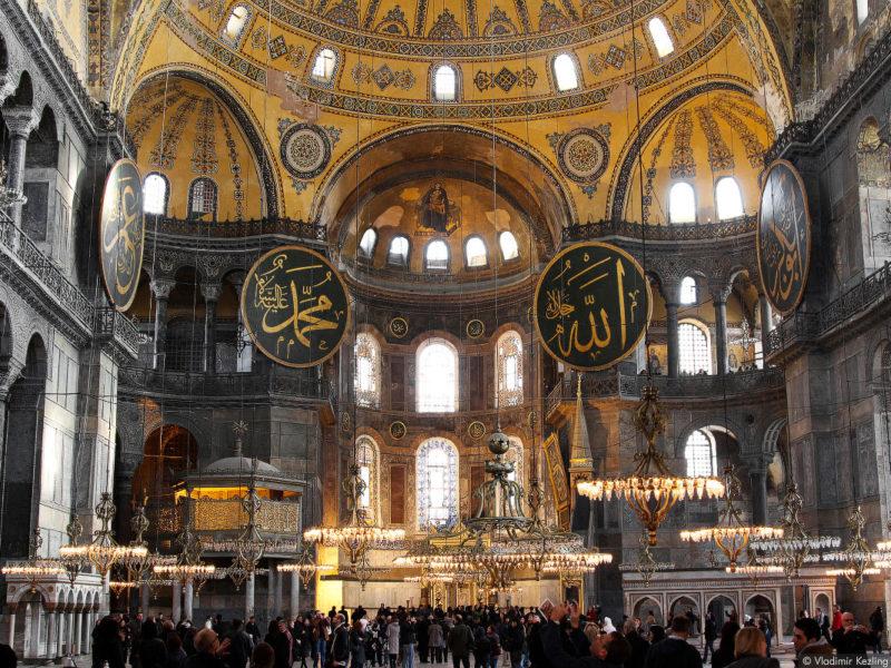 «Новый год в Стамбуле» — автобусный тур из Крыма (Севастополя)