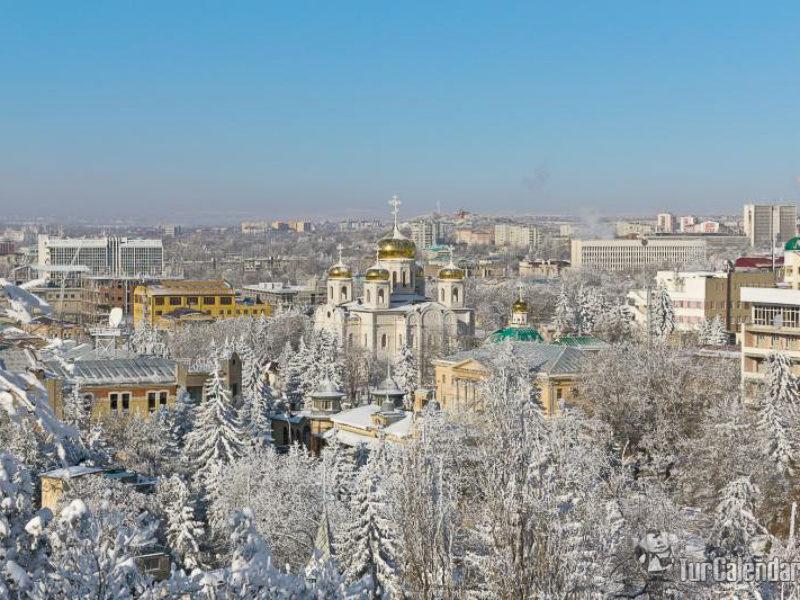 «Рождественское Пятигорье» — автобусный тур из Крыма (Севастополя).