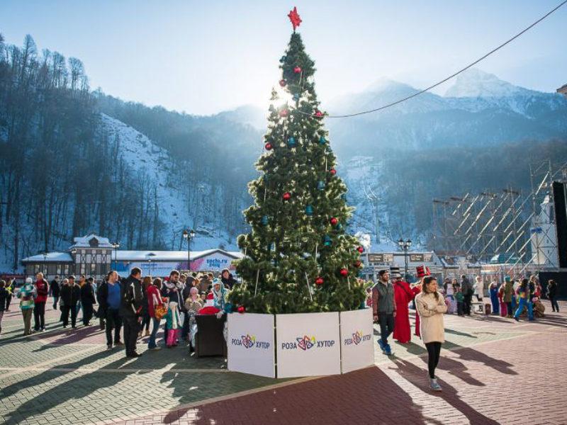 «Рождество в Сочи и Абхазии» — автобусный тур из Крыма (Севастополя).
