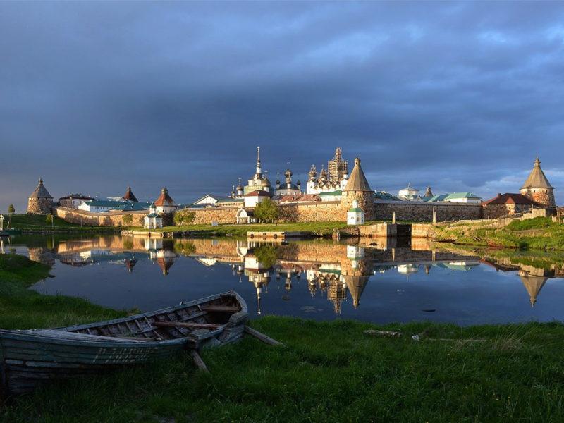 «Тур по Карелии + 3 дня на Соловках» — автобусный тур из Петрозаводска.
