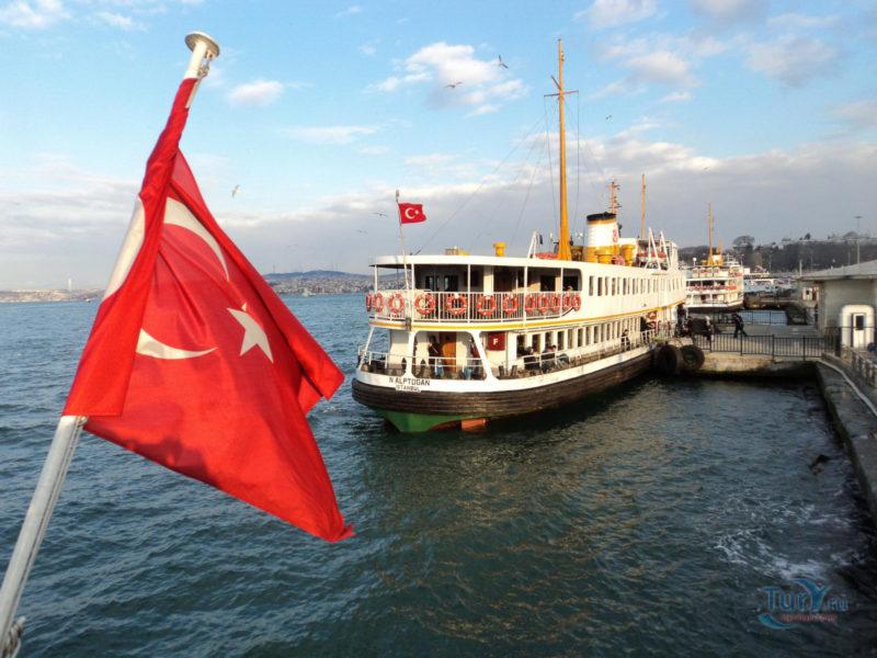 Тур по Стамбулу. Турфирма Л-Тур, Севастополь.