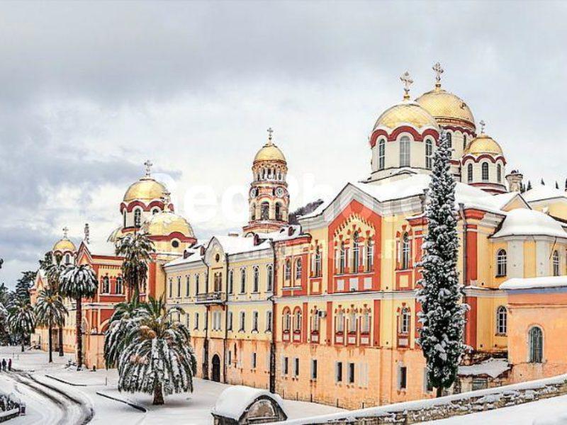 Автобусный эконом тур из Севастополя «Новогодние каникулы в Сочи»